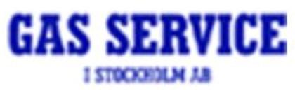 Gas Service i Stockholm
